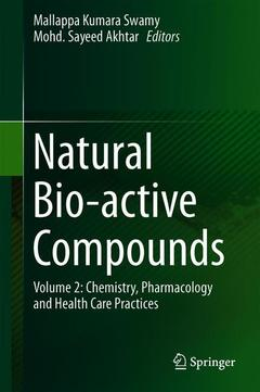 Cover of the book Natural Bio-active Compounds