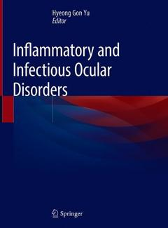 Couverture de l'ouvrage Inflammatory and Infectious Ocular Disorders