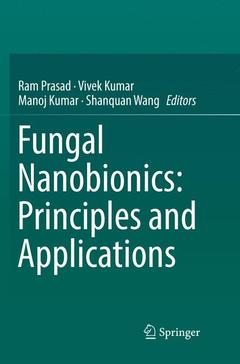 Cover of the book Fungal Nanobionics: Principles and Applications