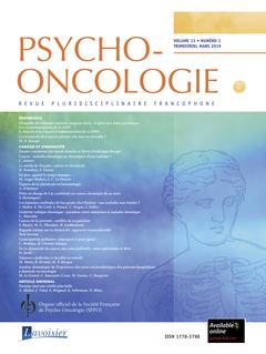 Couverture de l'ouvrage Cancer et Chronicité