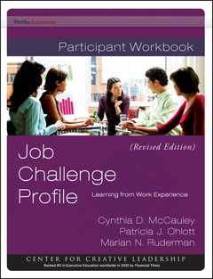 Cover of the book Job Challenge Profile