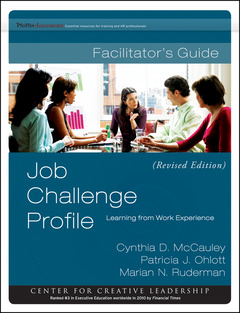 Cover of the book Job Challenge Profile Fac Guide Set Revised