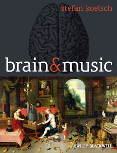 Cover of the book Brain and music (hardback)