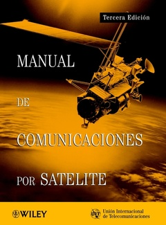 Cover of the book Itu handbook on satellite communications spanish version