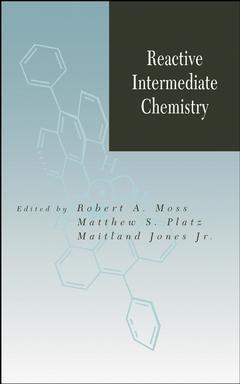 Couverture de l'ouvrage Contemporary reactive intermediate chemistry
