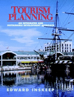 Couverture de l'ouvrage Tourism planning: an integrated and sustainable development approach