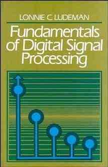 Couverture de l'ouvrage Fundamentals of Digital Signal Processing