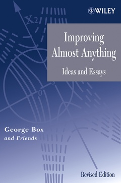 Couverture de l'ouvrage Improving almost anything : ideas and essays, revised edition