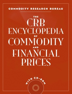 the crb encyclopedia of commodity financial prices with. Black Bedroom Furniture Sets. Home Design Ideas