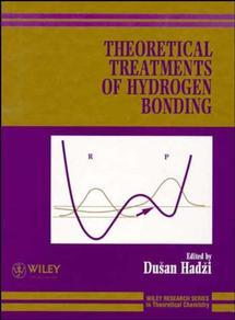 Couverture de l'ouvrage Theoretical treatments of hydrogen bonding