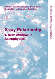Couverture de l'ouvrage X-ray polarimetry: a new window in astrophysics