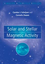 Couverture de l'ouvrage Solar and stellar magnetic activity