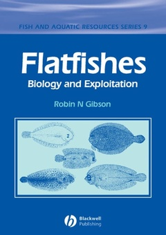 Couverture de l'ouvrage Flatfishes : biology & exploitation