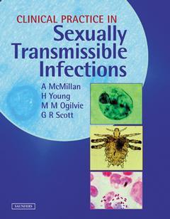 Couverture de l'ouvrage Clinical practice in sexually transmissible infections
