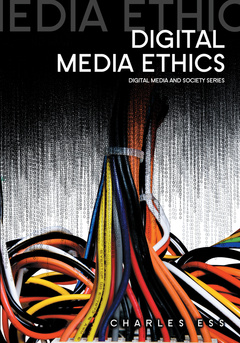 Couverture de l'ouvrage Digital media ethics (Paper)