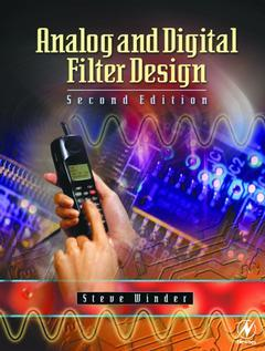 Couverture de l'ouvrage Analog and Digital Filter Design