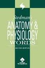 Stedman's anatomy & physiology words, 2° Ed