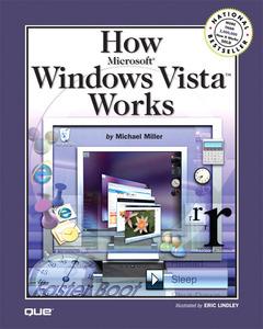 Couverture de l'ouvrage How microsoft windows vista works
