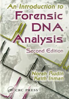an introduction to the analysis of dna Abebookscom: an introduction to forensic dna analysis, second edition (9780849302336) by norah rudin keith inman and a great selection of similar new, used and collectible books available now at great prices.