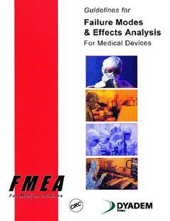 Couverture de l'ouvrage Guidelines for Failure Modes and Effects Analysis for Medical Devices