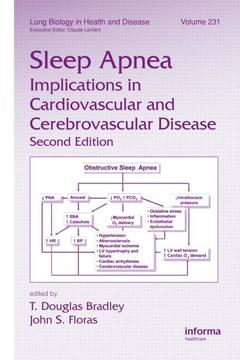 Couverture de l'ouvrage Sleep apnea : implications in cardiovascular and cerebrovascular disease