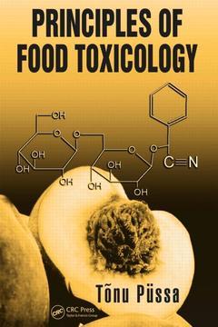 Couverture de l'ouvrage Principles of food toxicology
