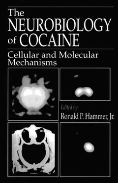 Couverture de l'ouvrage The neurobiology of cocaine : cellular and molecular mechanisms