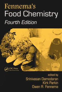 Couverture de l'ouvrage Fennema's food chemistry (4th Ed.paperback) (Food science and technology series, vol.169)