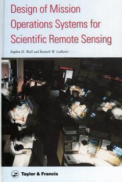 Cover of the book Design of mission operations systems for scientific remote sensing