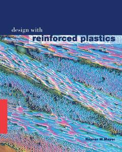 Cover of the book Design with reinforced plastics (paper)