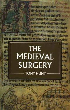 Cover of the book The Medieval Surgery (New Ed.)