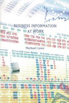 Cover of the book Business information at work