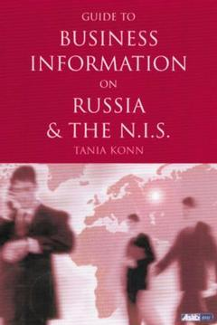 Cover of the book Guide to business information on Russia, the NIS and the baltic states