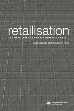 Cover of the book Retailisation (paper)