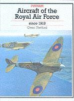 Cover of the book Aircraft of the Royal Air Force Since 1918 (Putnam's British Aircraft)(9th Ed. )