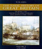 Cover of the book The Naval History of Great Britain : V. 2: From the Declaration of War by France in 1793 to the Accession of George IV (New Ed.)