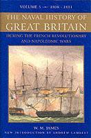Cover of the book The Naval History of Great Britain : V. 5: From the Declaration of War by France in 1793 to the Accession of George IV (New Ed.)