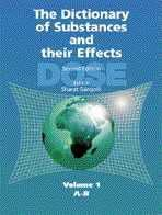 Cover of the book Dictionary of substances & their effects Volume 1 : A - B