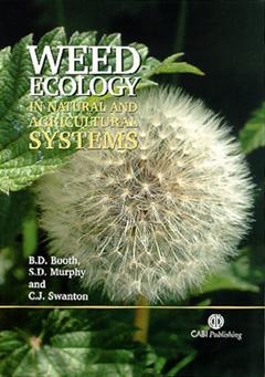 Couverture de l'ouvrage Weed ecology in natural & agricultural systems
