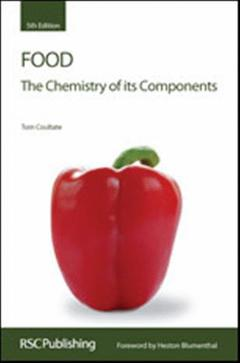 Couverture de l'ouvrage Food: The chemistry of its components