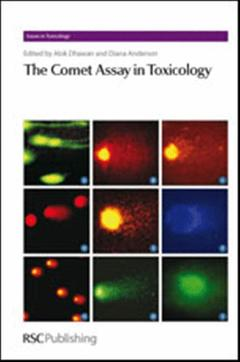 Cover of the book Comet assay in toxicology