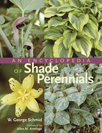 Couverture de l'ouvrage An encyclopedia of shade perennials