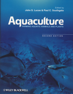 Cover of the book Aquaculture - farming aquatic animals and plants