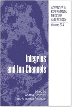 Couverture de l'ouvrage Integrins & ion channels