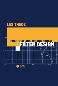Couverture de l'ouvrage Practical analog & digital filter design