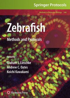 Cover of the book Zebrafish