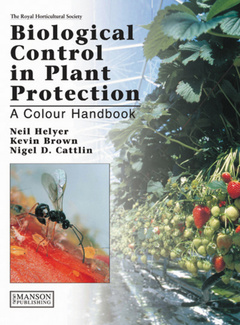 Cover of the book Biological Control in Plant Protection