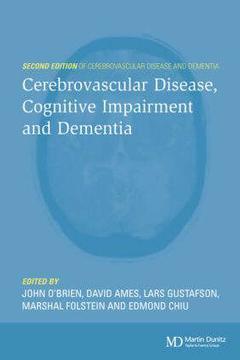 Couverture de l'ouvrage Cerebrovascular disease, cognitive impairment & dementia