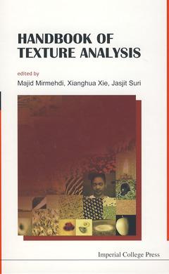 Couverture de l'ouvrage Handbook of texture analysis