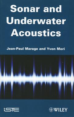 Couverture de l'ouvrage Sonars and underwater acoustics